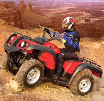 PM 500 BEARCLAW ATV AUTO 4X4